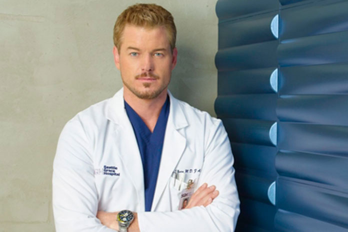 Mark Sloan - Grey's Anatomy