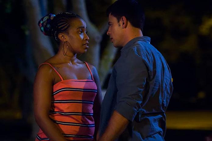 Zama e Chris, Sangue e Água (2020)