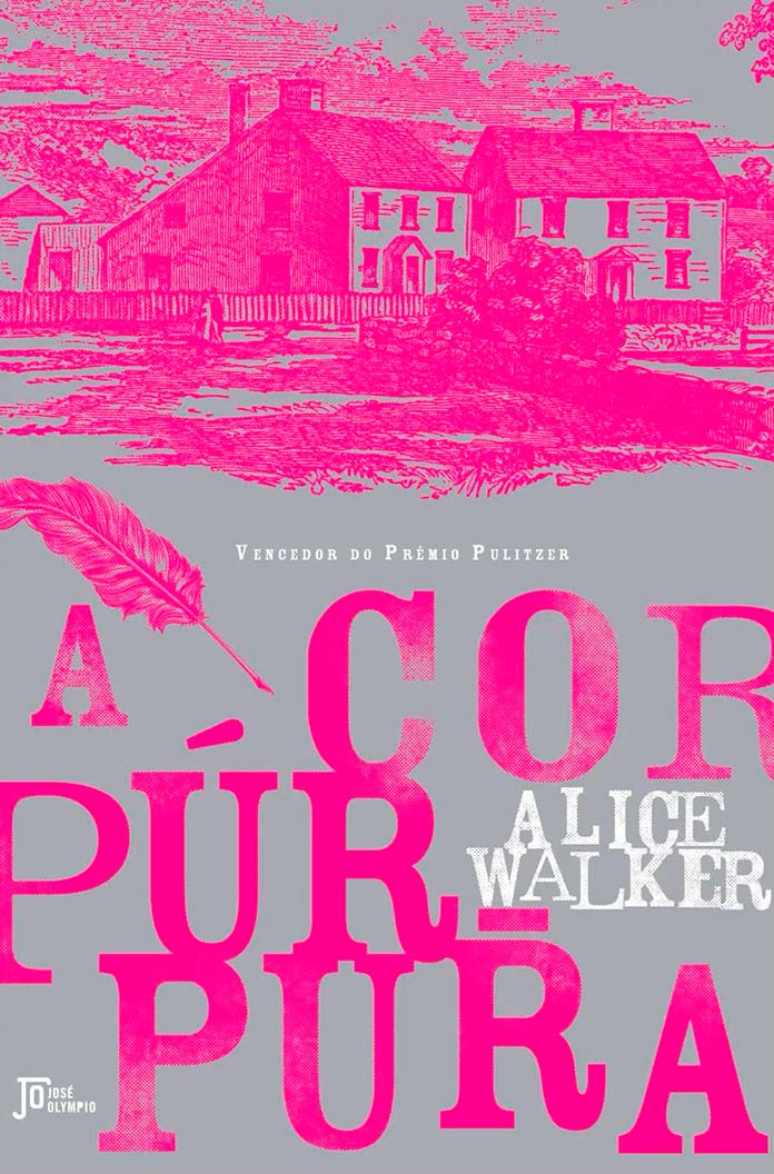 A cor púrpura - Alice Walker