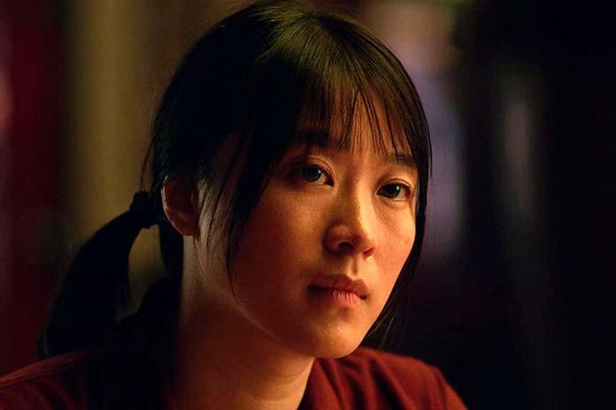 Lu Huang é Bebe Chow