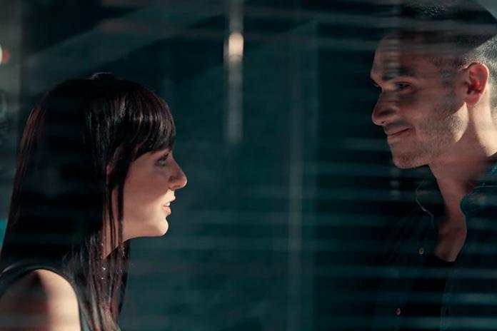 Dario e Zoe, em Desejo Sombrio - Netflix 2020