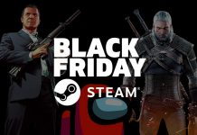 Black Friday Steam 2020