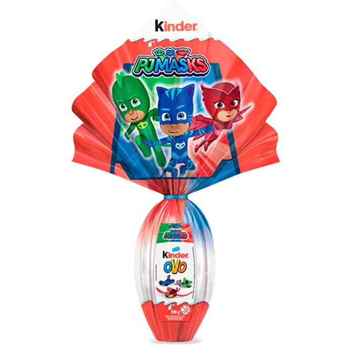 Ovo Kinder PJ Masks (100g)