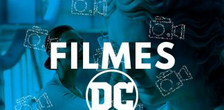 Filmes DC Netflix